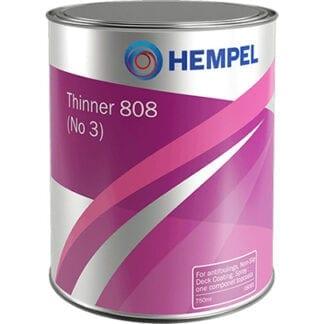 Hempel Thinner 808 (no 3) 750 ml