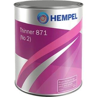 Hempel Thinner 871 750 ml