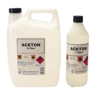 Aceton, kemiskt ren