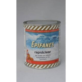 Epifanes Rapidclear halvblank