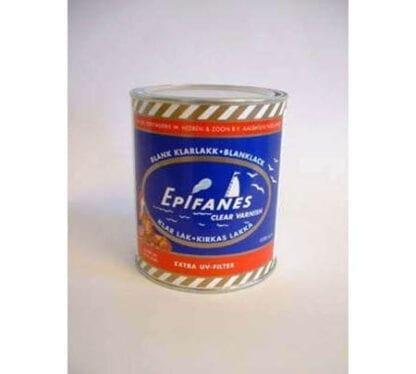 Epifanes blank klarlack