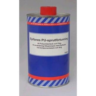 Epifanes PU-penselförtunning 750 ml