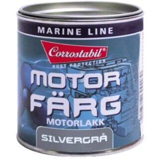 Motorfärg Yanmargrå 250 ml