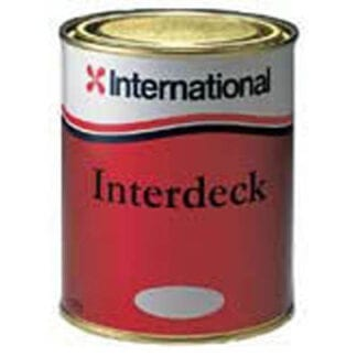 International Interdeck vit 750 ml