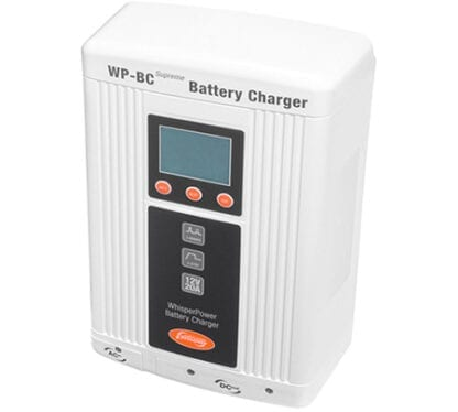Batteriladdare WhisperPower Supreme WBC 12V 20A