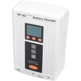 Batteriladdare WhisperPower Supreme WBC 12V 40A