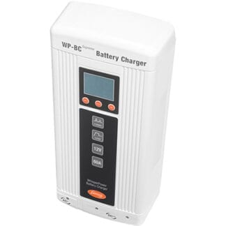 Batteriladdare WhisperPower Supreme WBC 12V 60A