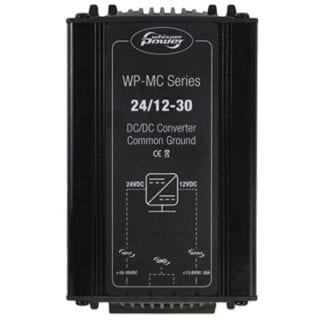 DC-DC omvandlare WhisperPower 24/12 V 30 A