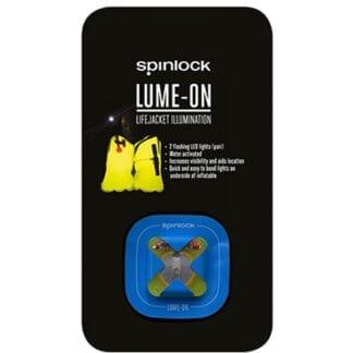 Nödljus Spinlock Lume-On Bladder 2-pack