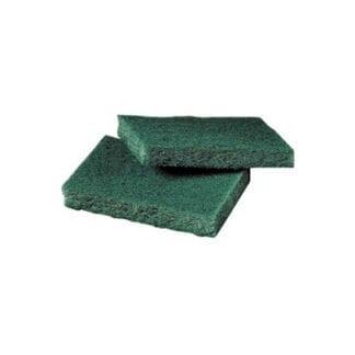 Rengöringsduk grov grön 3M