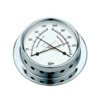 Termo-/hygrometer Barigo Tempo kromad