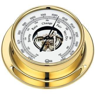 Barometer Barigo Tempo mässing