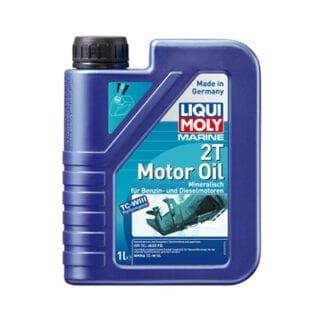 Tvåtaktsolja Liqui Moly 2T TC-W3, 1 liter