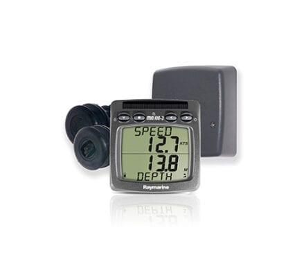 Raymarine Wireless system T100 logg-/ekolod system
