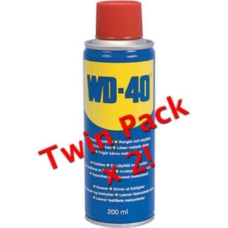 WD-40 multispray 200 ml 2-pack