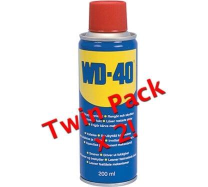 WD-40 multispray 200 ml 2-pack