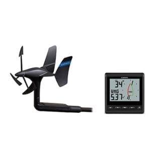 Vindinstrument Garmin GNX Wind med trådlös vindgivare
