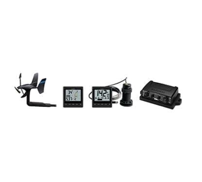 Instrumentpaket Garmin GNX Wireless SailPack TH52