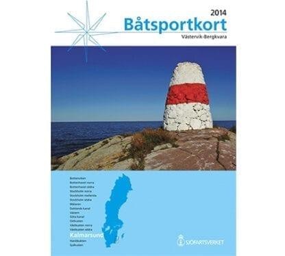 Båtsportkort Kalmarsund 2014