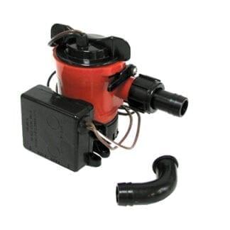 Dränkbar länspump Johnson Pump Ultima Combo L650 UC 12V