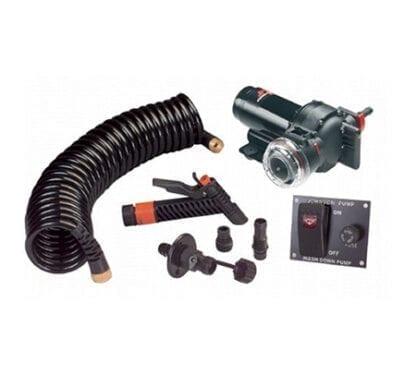 Spolpump Johnson Pump AquaJet 5.2 12V