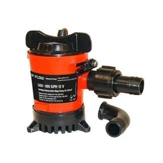 Dränkbar länspump Johnson Pump Cartridge L550 12V