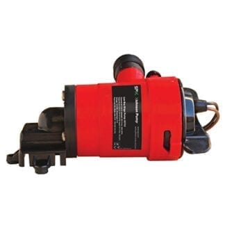 Dränkbar länspump Johnson Pump Low Boy L550 LB 12V