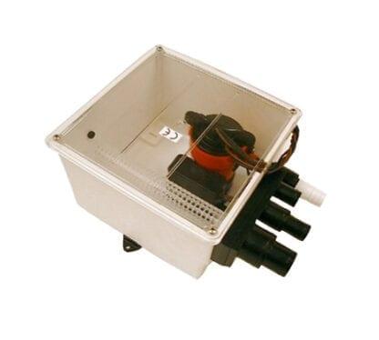 Duschlänssystem Johnson Pump Ultima Combo 12V