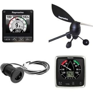 Raymarine i70s / i60 vind instrumentsystem