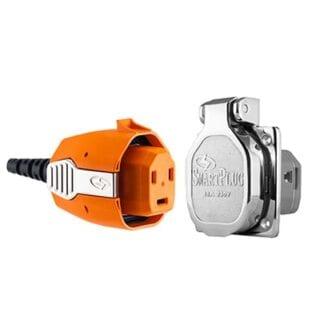 Smartplug kit med landströmsintag och kontakt 16 A