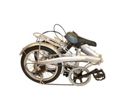 """Cykel 16"""" stålram 6 växlad"""