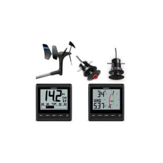 Instrumentpaket Garmin GNX Wired SailPack 43