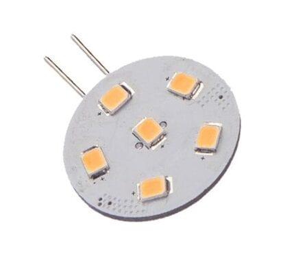 LED NauticLED G4 Pro sidepin 10-35V 1,0W 2700K