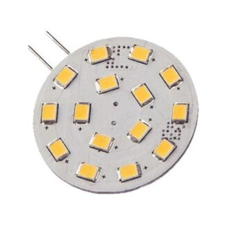 LED NauticLED G4 Pro sidepin 10-35V 2,3W 2700K