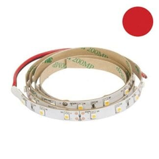 LED strip NauticLED 1 meter röd IP66