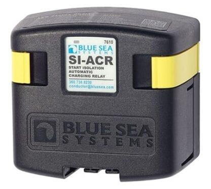 Spänningsstyrt skiljerelä BlueSea SI-ACR 120