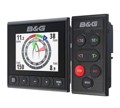 B&G Triton² autopilot kontroll med instrument
