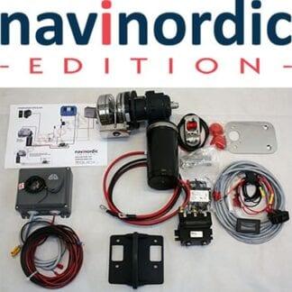 Ankarspel Quick Balder BL2R X Navinordic Edition 600 W