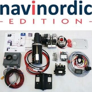 Ankarspel Quick Balder BL2R Y Navinordic Edition 600 W