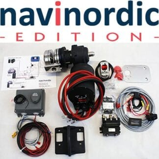 Ankarspel Quick Balder BL2R X Navinordic Edition 900 W