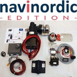 Ankarspel Quick Balder BL2R Y Navinordic Edition 900 W