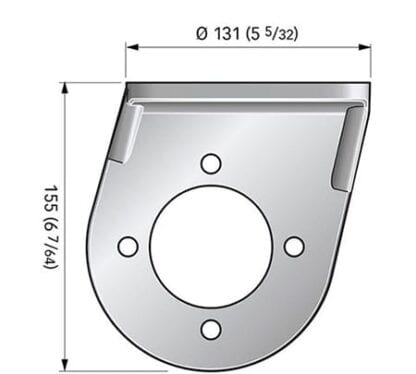 Ankarspel Quick Balder BL2R X Plug & Play Kit 1200 W