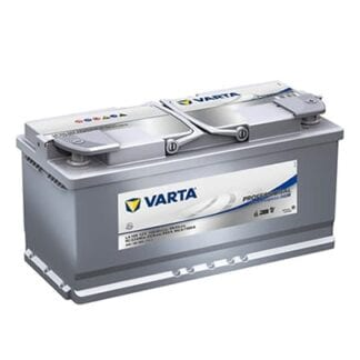 Batteri Varta AGM Dual Purpose LA105 12V 105Ah