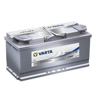 Batteri Varta AGM Dual Purpose LA105 12V 105Ah