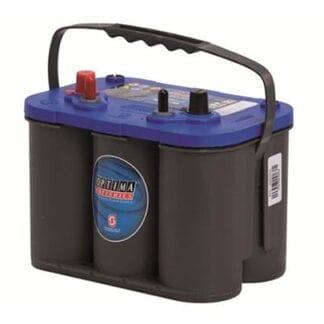 Startbatteri Varta AGM Optima BlueTop SLi4.2 12V 50Ah