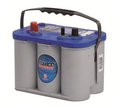 Förbrukningsbatteri Varta AGM Optima BlueTop TDC4.2 12V 55Ah