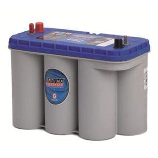 Förbrukningsbatteri Varta AGM Optima BlueTop TDC5.5 12V 75Ah