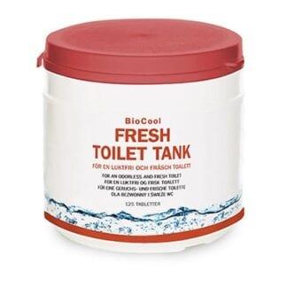 BioCool Fresh Toilet Tank - rengöring av toalett och septiktank