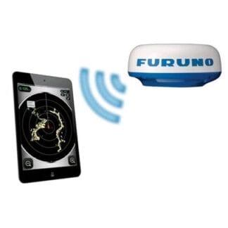 Furuno WiFi radar DRS4W