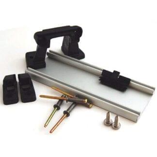 Instrument-/antennfäste, 15° för nya mastprofiler